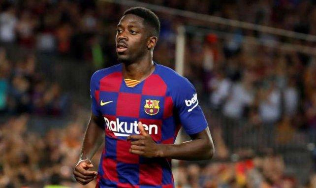 United: Dembélé statt Sancho?