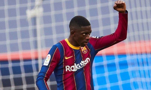 Dembélé: Barça legt Schmerzgrenze fest