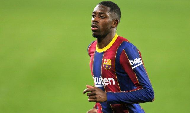 Dembélé macht Barça Angst