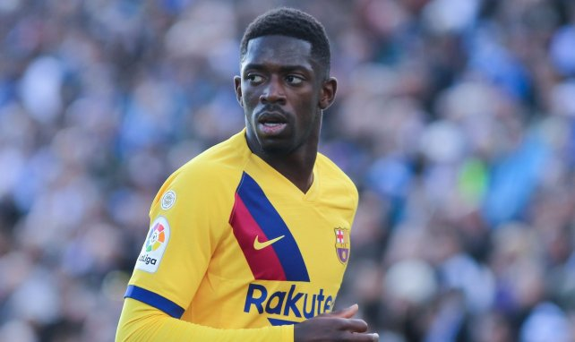 Tauschdeal: Juve will Dembélé & Vidal von Barça