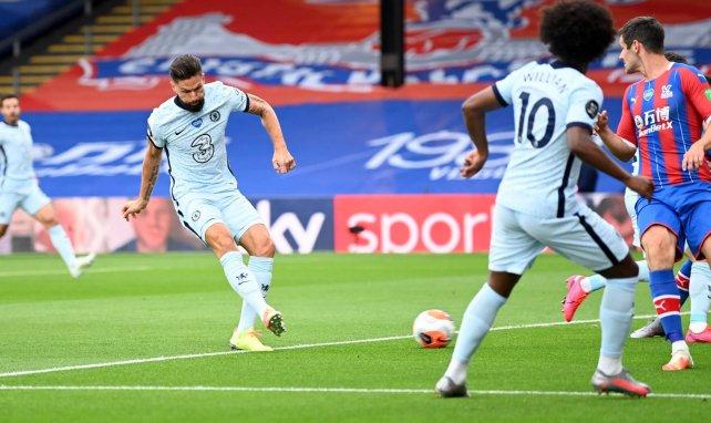 Giroud wieder Thema bei Inter
