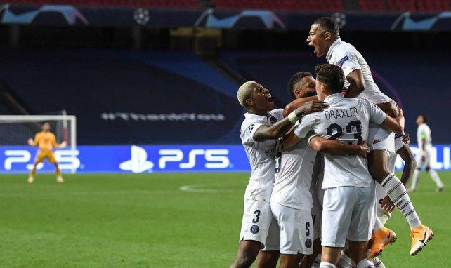 Atalanta Bergamo - Paris St. Germain 1:2 | Die Noten zum Spiel