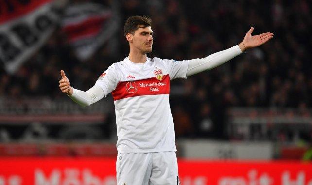 VfB verpflichtet Stenzel