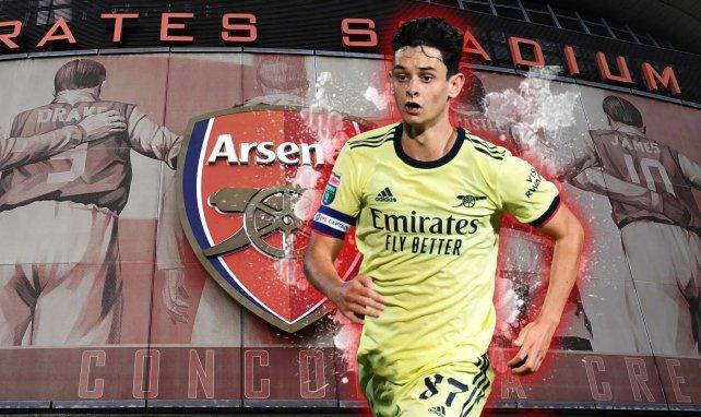 Charlie Patino ist Arsenals Nachwuchshoffnung