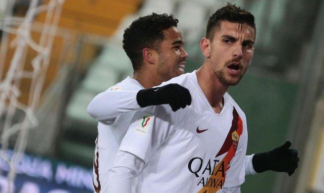 Lorenzo Pellegrini zählt bei der AS Rom zu den Leistungsträgern