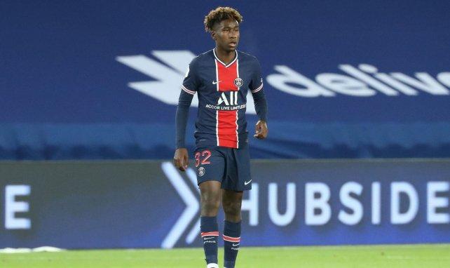 PSG-Debütant Pembélé verlängert