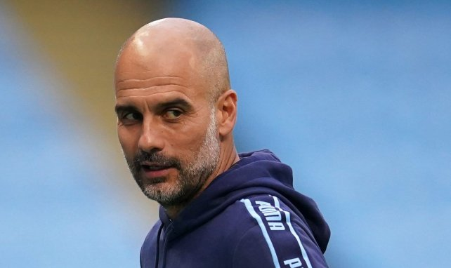 City-Angebot an Guardiola