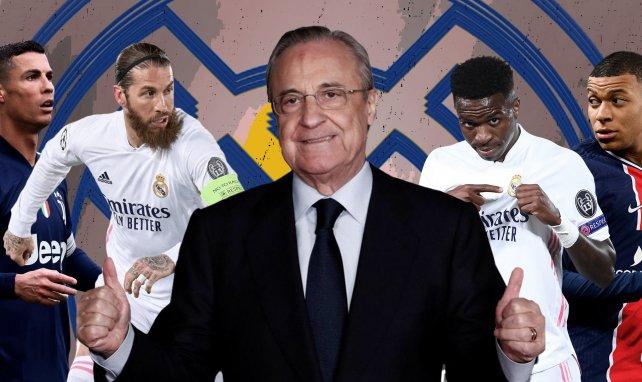 Florentino Pérez will Real Madrid neu strukturieren