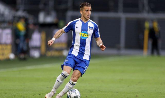 Hertha verlängert mit Pekarik