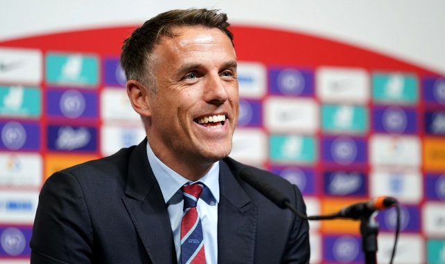 Phil Neville bastelt an seiner Trainerkarriere