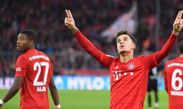 Bayern verlängert Leihverträge