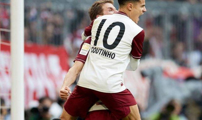 Coutinho maximal bis August bei den Bayern?