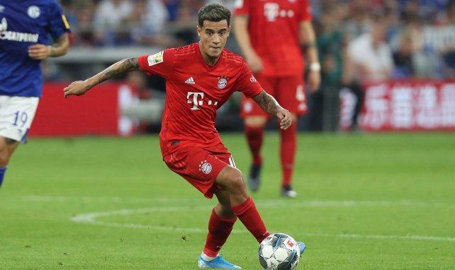 Spanische Medien: Bayern schickt Coutinho weg