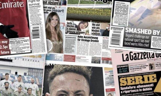 Die FT-Presseschau vom 21. April