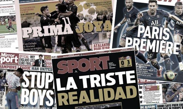 """Armes Barça"" | United nur ""dumme Jungs"""