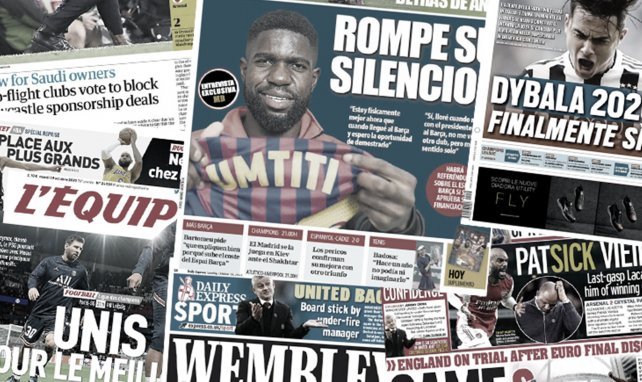 "Englands Fans ""schuldig"" | ""Patsick Vieira"" auf den Knien"
