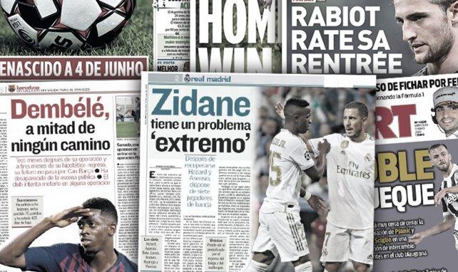 Zidanes First-World-Problems | Dembélé muss gehen