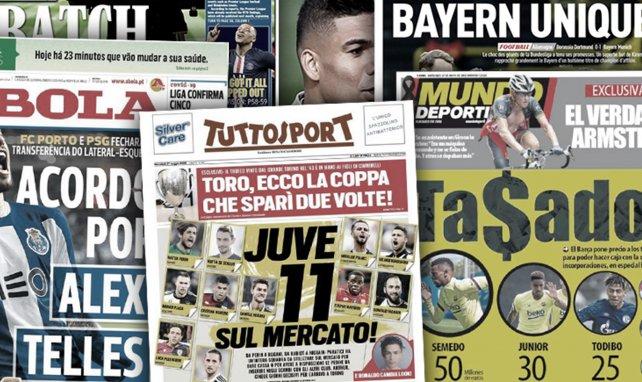 Eine Mannschaft zum Verkauf | Barça verteilt Preisschilder