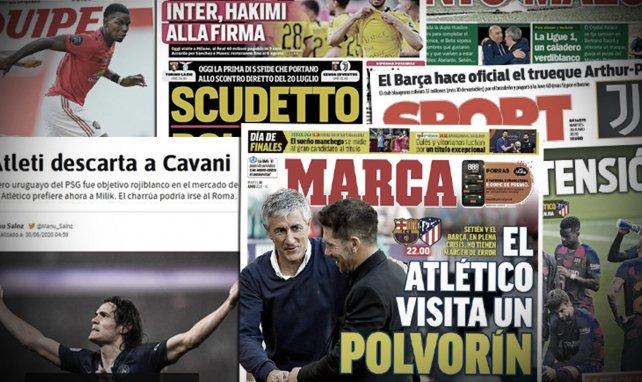 Schicksalsspiel für Barça | Klopp won't shop