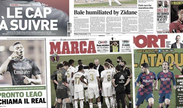 Real heiß auf Leão | Bale gedemütigt