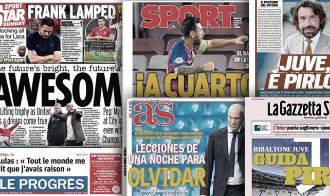 Messi ist der Everest | Juve ist jetzt Pirlo