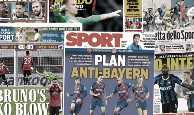 Messi-Posse um Inter-Wechsel | Euromelu Lukaku