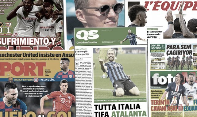 Italien vereint gegen Goliath | United träumt United-Träume