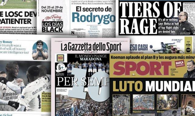 Rodrygo auf Raúls Spuren | Napoli siegt für Maradona