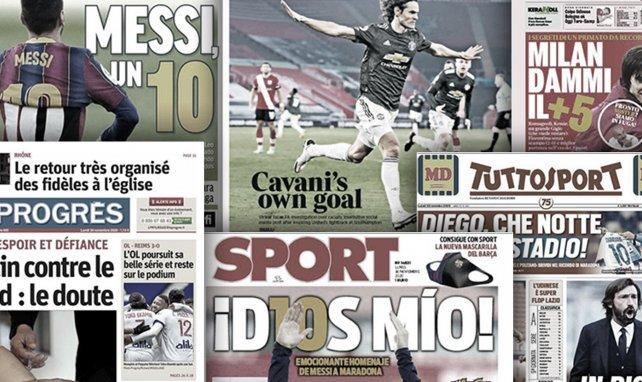 Messis Maradona-Hommage | Erster Gegenwind für Pirlo
