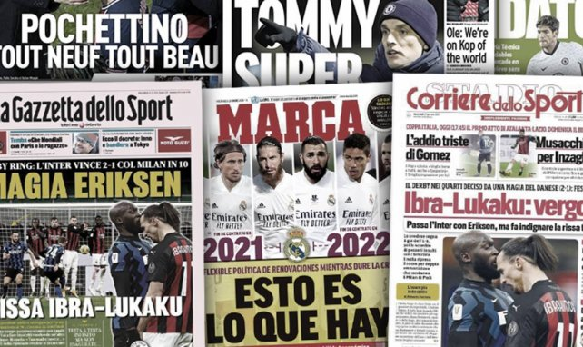 Ibra vs. Lukaku | Reals riskante Strategie