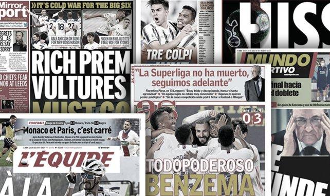 Jagd auf die reichen Geier | Pérez & Agnelli im Kreuzfeuer