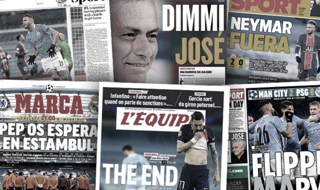 Mourinho als römischer Kaiser | Glazers wollen Kane