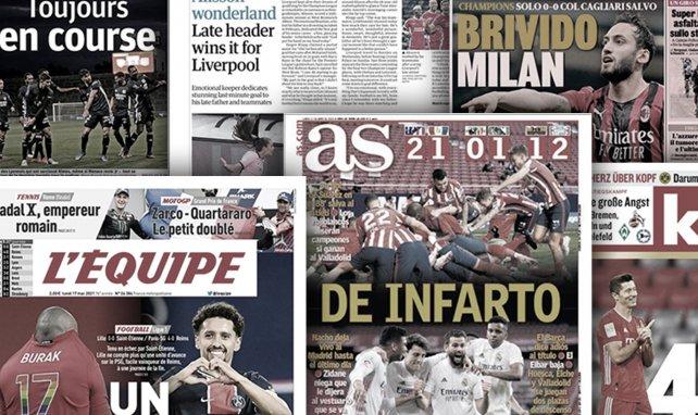 """Game, Set and Match Becker"" | ""Herzattacke"" in La Liga"