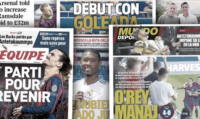 Alaba trauert Ramos nach | Barça hat einen neuen König