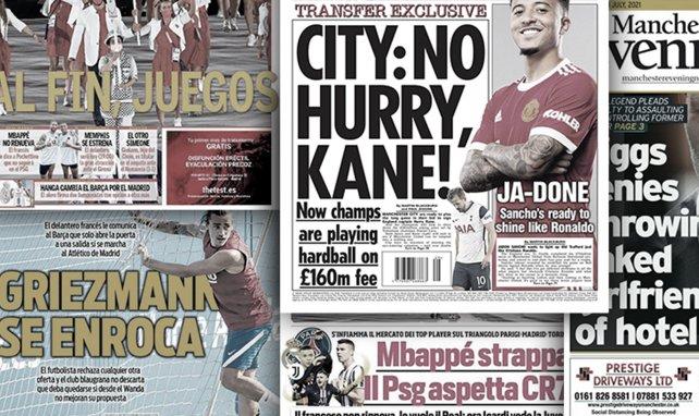 Ronaldo für Mbappé | Ablöse-Angebot für Haaland