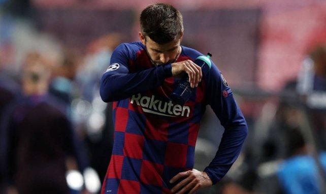 Barça: Piqué hofft auf Messi-Verbleib