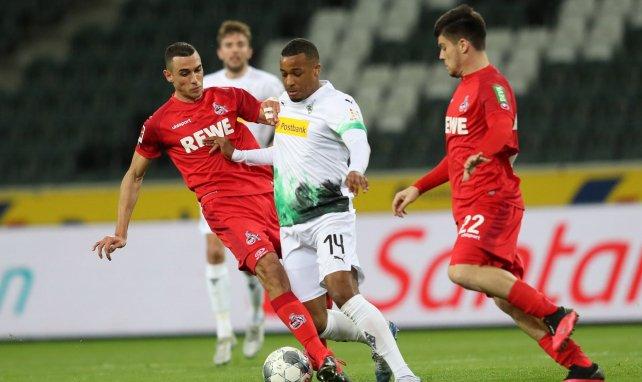 Alassane Plea im Trikot von Borussia Mönchengladbach