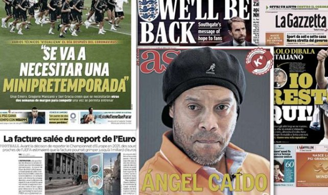 PSG gewinnt bei Mbappé Zeit | Ronaldinhos Geburtstag im Gefängnis