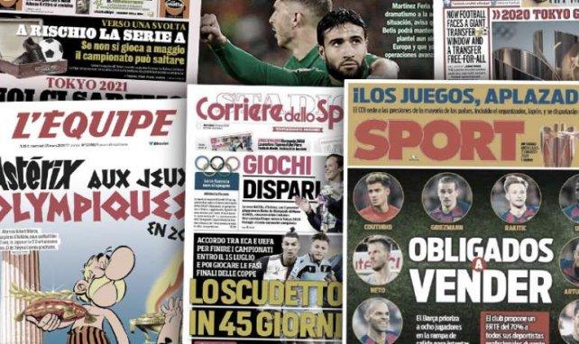 Verlängerte Transferphase in England? | Serie A in Gefahr