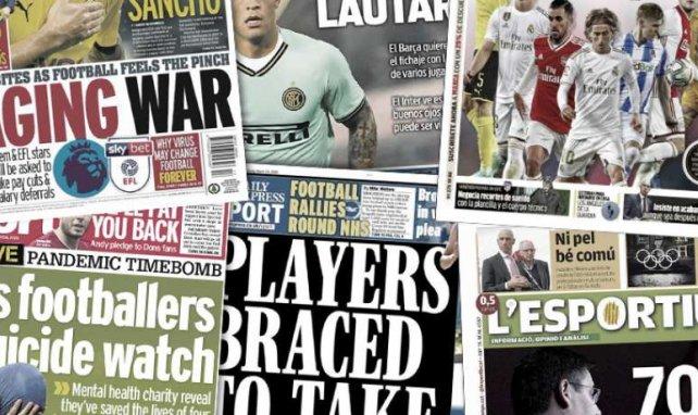 Zwei Lager bei Barça | Reals letzte Chance auf Pogba