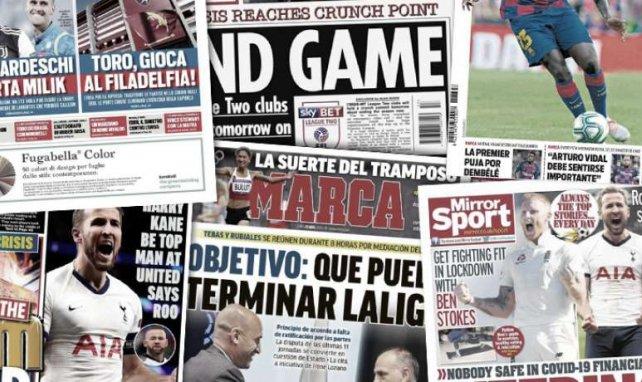 Die Presseschau vom 20. April