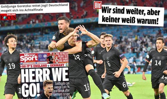 """Pressestimmen Deutschland - Ungarn: """"Her mit den Deutschen!"""""""