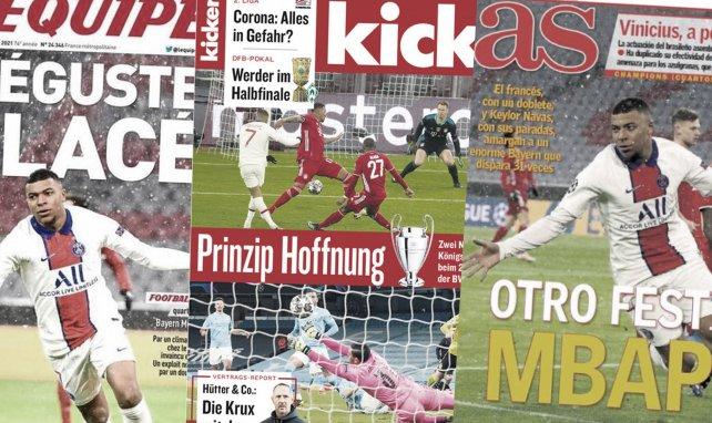 """Pressestimmen: PSG begeht """"das perfekte Verbrechen"""""""