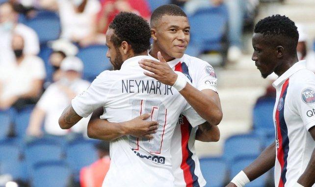 PSG-Boss will mit Neymar & Mbappé verlängern