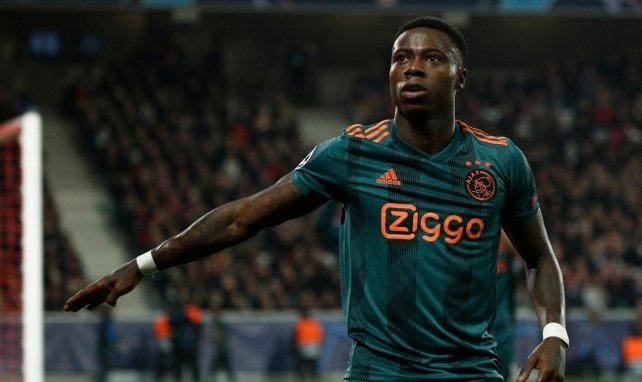 28 Millionen: Bedient sich Arsenal bei Ajax?