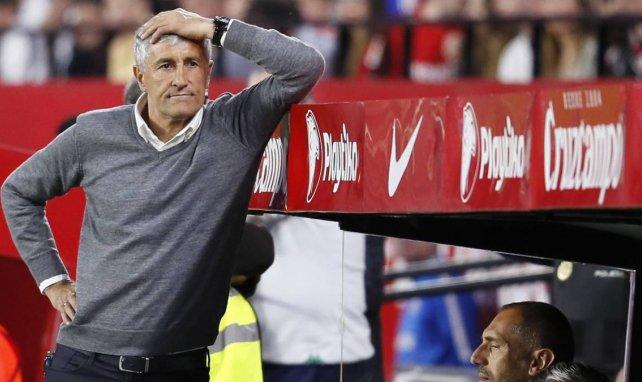 Setién will Barça verklagen