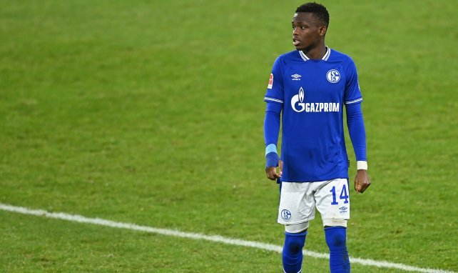 Rabbi Matondo kam von ManCity zu Schalke