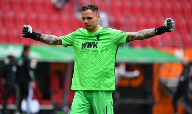 Rafal Gikiewicz spielt seit 2020 in Augsburg