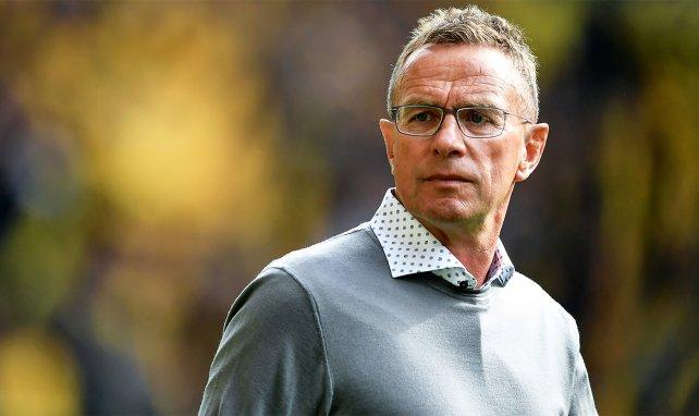 Eintracht: Kommt jetzt Rangnick?
