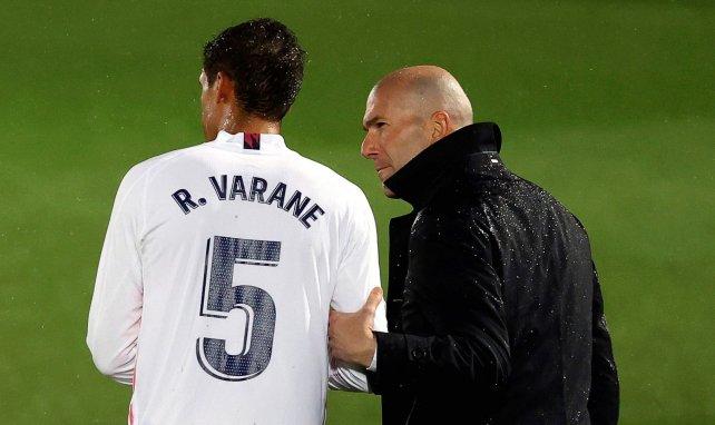 Gespräche laufen: 46-Millionen-Angebot für Varane